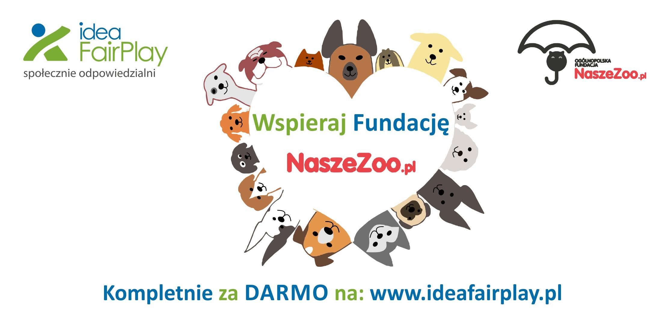 Dziś przedstawiamy... Fundację Nasze Zoo!