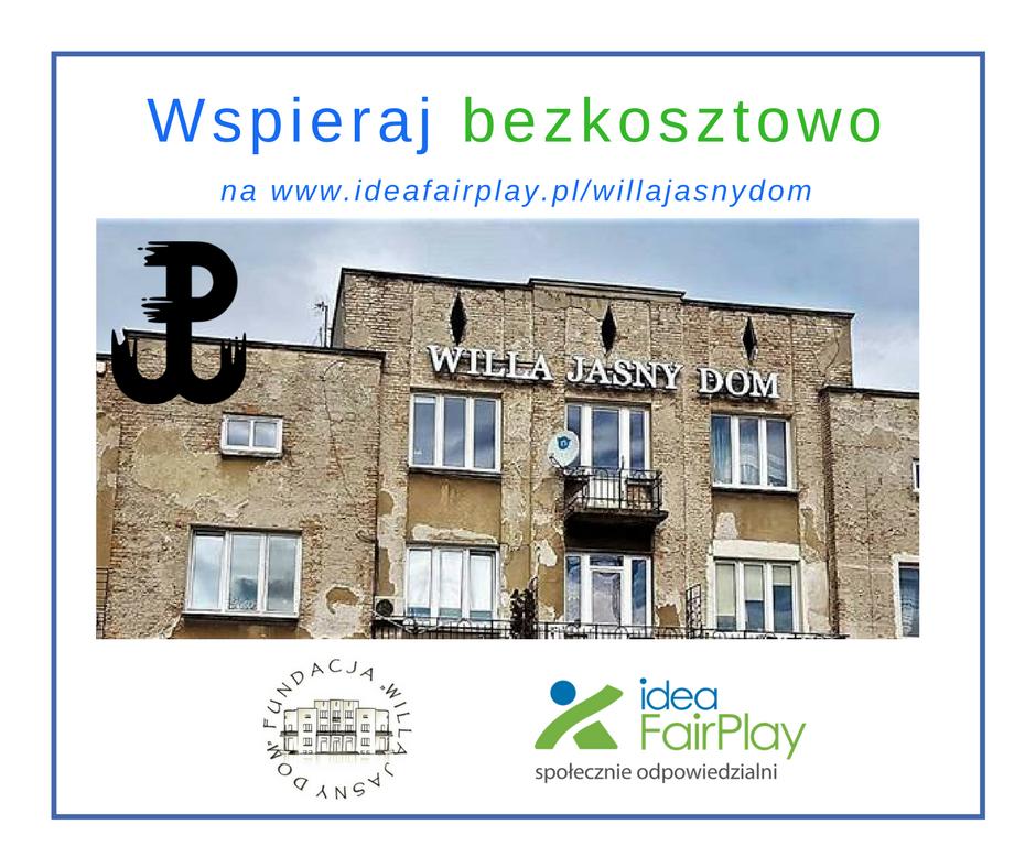 Spotkanie z historią: Willa Jasny Dom